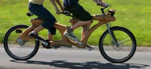 Tandem-Bikes