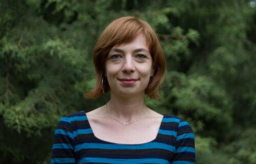 Anastassia Šegurova: Noorteprojektide koordinaator