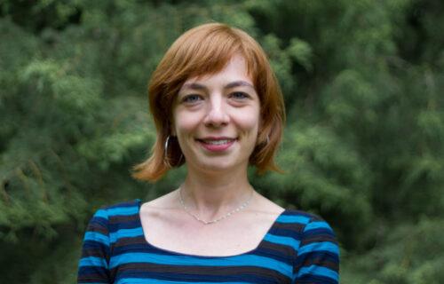 Анастасия Шегурова: Координатор молодежных проектов