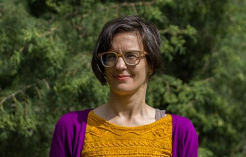 Маари Пыйм: Руководитель проектов «Молодежь за права человека»