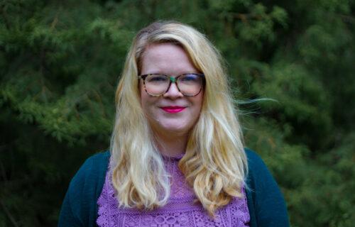 Марит Каннелмяэ-Геэртс: Заместитель начальника молодежного отдела – в отпуске по уходу за ребенком