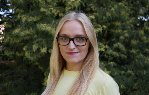 Моника Рисо: Специалист по делопроизводству