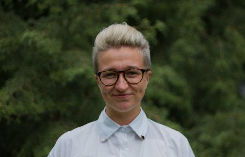 Кристи Прик: Специалист по дигитальным аспектам международной сети молодежной информации Eurodesk – в отпуске по уходу за ребенком