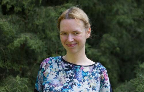 Анетт Мяннисте: Руководитель программы Европейского корпуса солидарности