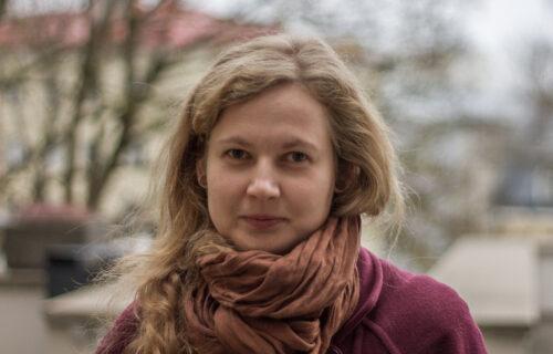 Кайса Михклэпп: Руководитель проекта инклюзивной молодежной работы