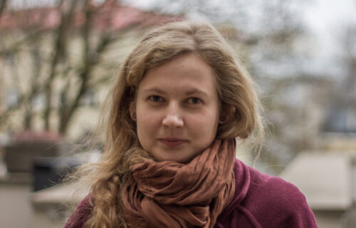 Kaisa Mihklepp: Kaasava noorsootöö projektijuht